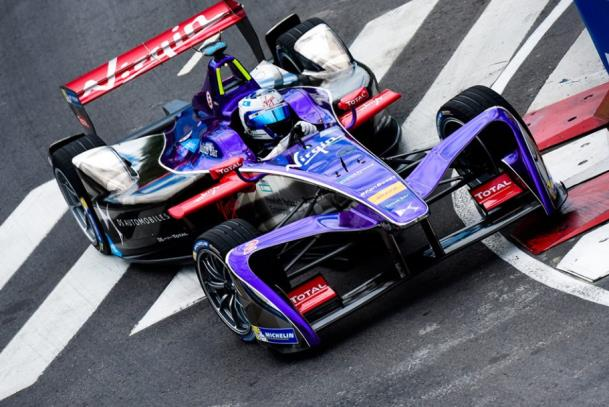 DS Virgin Racing prende quota in Messico - Foto 1 di 1