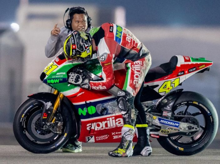 MotoGP 2017 Qatar: Orari TV Diretta Sky e Differita TV8 - Foto 22 di 30