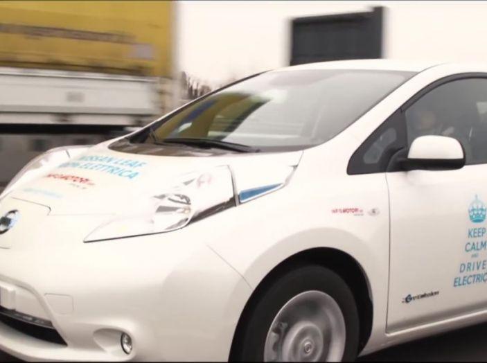 Viaggio con l'auto elettrica: da Vicenza a Milano con Nissan Leaf - Foto 3 di 16