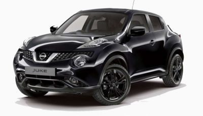 Nissan Juke Premium, versione limitata con nuovi altoparlanti