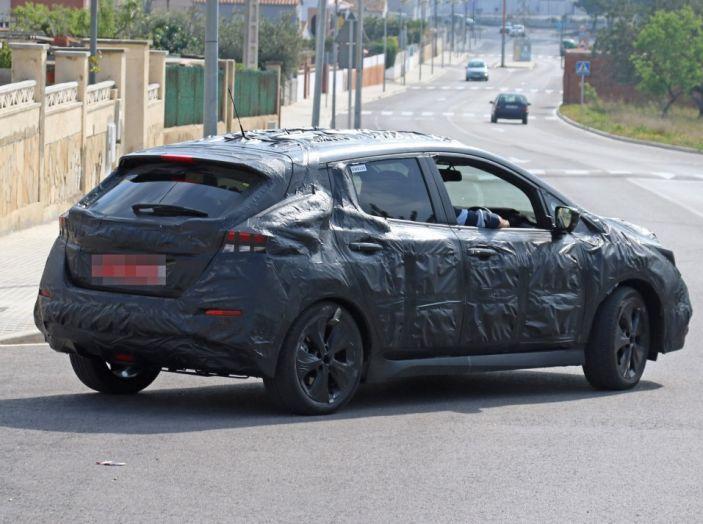 Nuova Nissan Leaf MY2018, la seconda generazione debutta entro fine anno - Foto 11 di 12