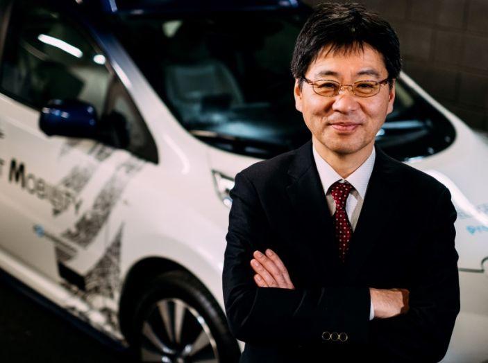 Nissan Leaf, la guida autonoma avanza nel traffico di Londra - Foto 5 di 23