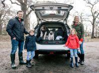 Nissan X-Trail Trainer con kit dedicato ai cani