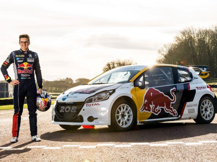 Peugeot toglie il velo alla Peugeot 208 WRX - Foto 7 di 8