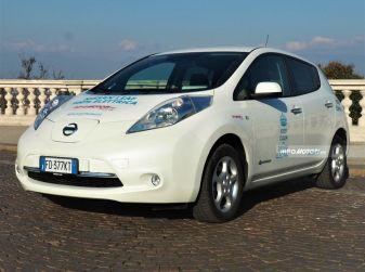I 5 miti da sfatare sull'auto elettrica con la Nissan Leaf