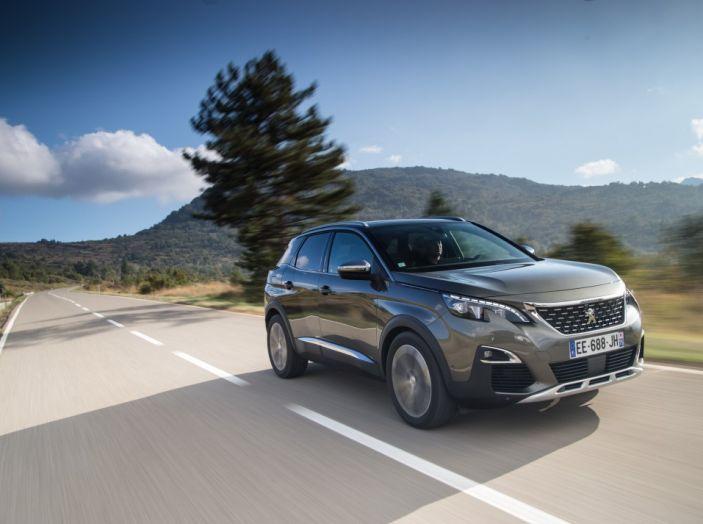 Peugeot 3008: tutti gli allestimenti, i motori ed i prezzi - Foto 22 di 29