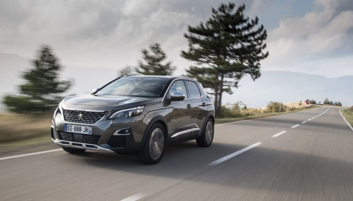 "Peugeot 3008 vince il premio ""Car of the Year 2017"" - Foto 23 di 29"