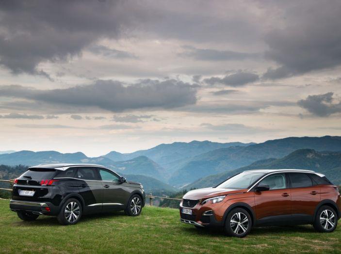 Peugeot 3008: tutti gli allestimenti, i motori ed i prezzi - Foto 26 di 29