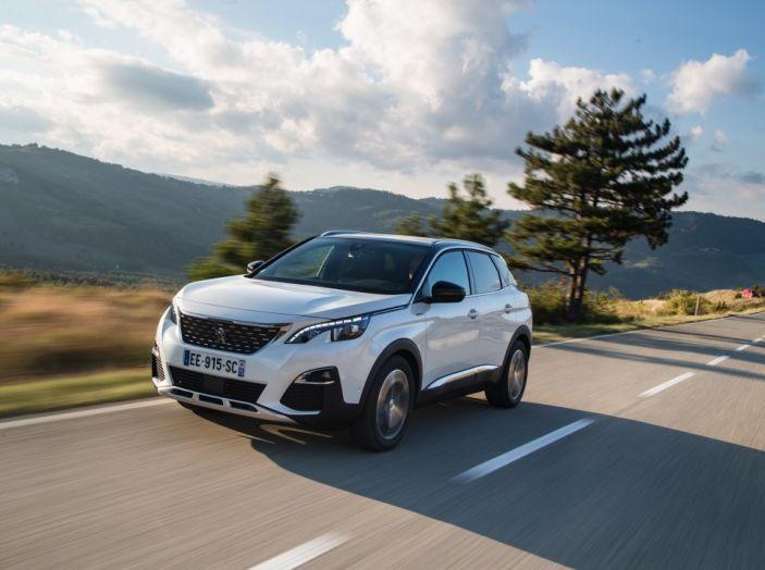 Peugeot 3008: tutti gli allestimenti, i motori ed i prezzi - Foto 27 di 29