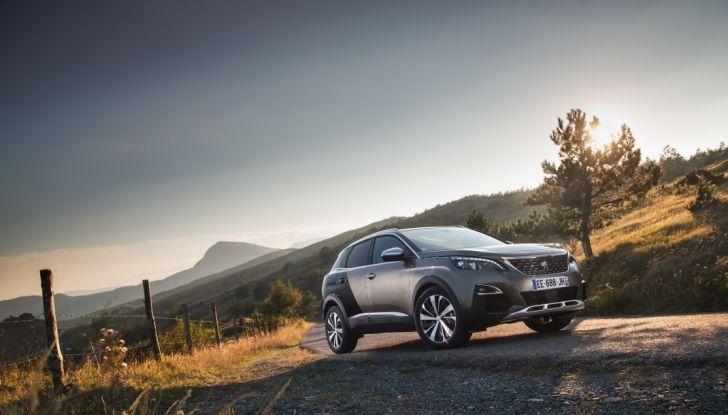 Peugeot 3008: tutti gli allestimenti, i motori ed i prezzi - Foto 14 di 29
