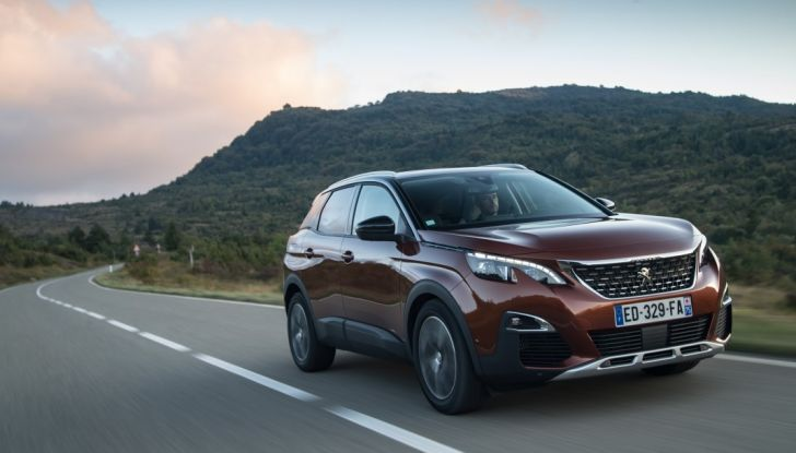 "Peugeot 3008 vince il premio ""Car of the Year 2017"" - Foto 3 di 29"