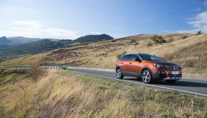 "Peugeot 3008 vince il premio ""Car of the Year 2017"" - Foto 4 di 29"