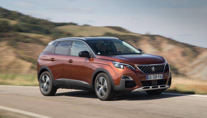Peugeot 3008: tutti gli allestimenti, i motori ed i prezzi - Foto 6 di 29