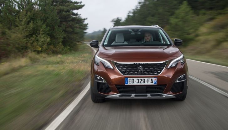 "Peugeot 3008 vince il premio ""Car of the Year 2017"" - Foto 8 di 29"