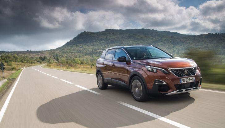 """Peugeot 3008 vince il premio """"Car of the Year 2017"""" - Foto 9 di 29"""