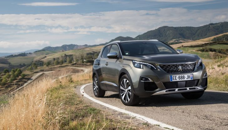 "Peugeot 3008 vince il premio ""Car of the Year 2017"" - Foto 17 di 29"