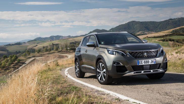 Peugeot 3008: tutti gli allestimenti, i motori ed i prezzi - Foto 17 di 29