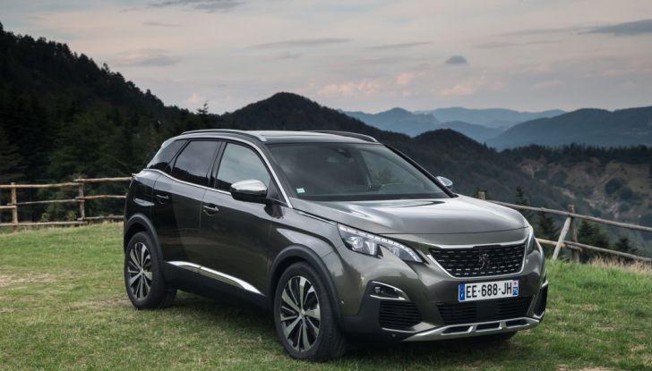 """Peugeot 3008 vince il premio """"Car of the Year 2017"""" - Foto 19 di 29"""