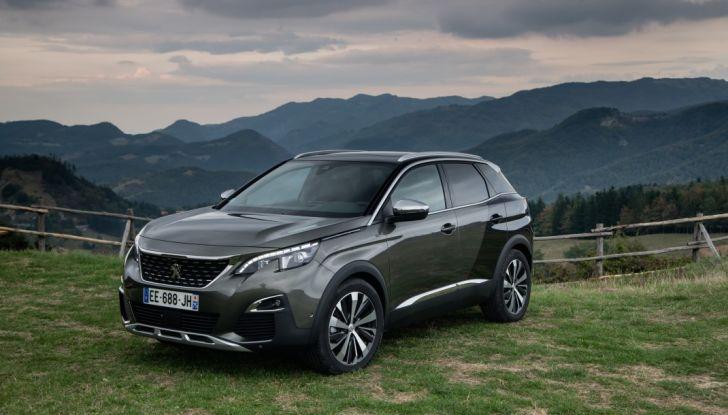 """Peugeot 3008 vince il premio """"Car of the Year 2017"""" - Foto 21 di 29"""