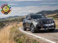"Peugeot 3008 vince il premio ""Car of the Year 2017"""