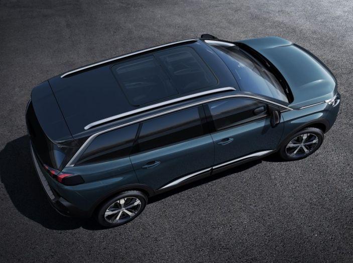 Peugeot 5008, la nostra prova: Il SUV per la famiglia - Foto 12 di 15