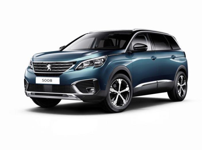 Peugeot 5008, la nostra prova: Il SUV per la famiglia - Foto 13 di 15