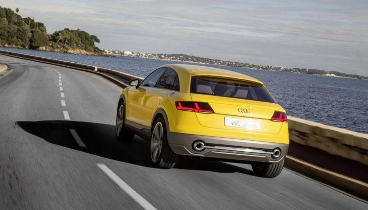 Audi Q4 in arrivo nel 2019 insieme ad Audi Q8 - Foto 7 di 7