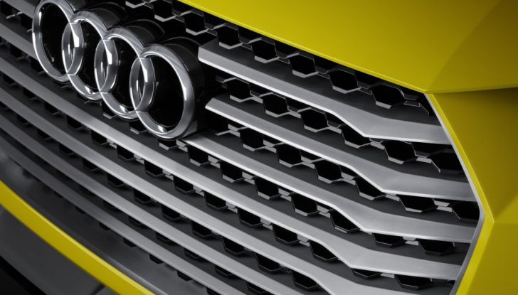 Audi Q4 in arrivo nel 2019 insieme ad Audi Q8 - Foto 4 di 7