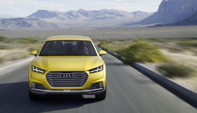 Audi Q4 in arrivo nel 2019 insieme ad Audi Q8