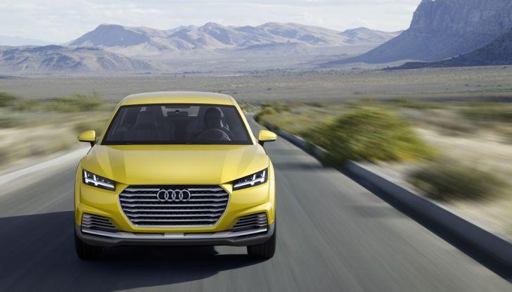 Audi Q4 in arrivo nel 2019 insieme ad Audi Q8 - Foto 6 di 7