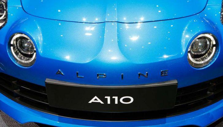 Alpine A110 - Foto 14 di 27