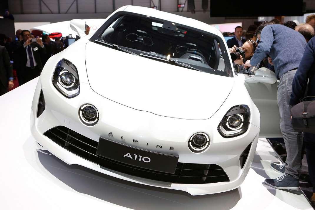 Alpine - A110