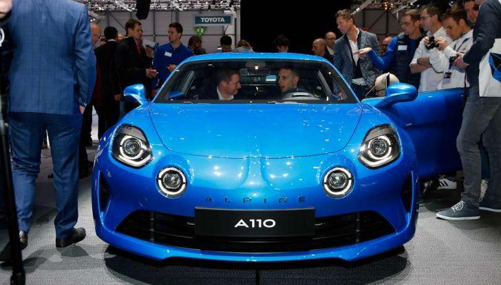 Alpine A110 - Foto 20 di 27