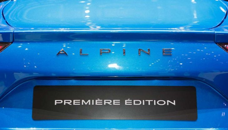 Alpine A110 - Foto 10 di 27