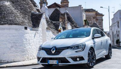 Nuova Renault Mégane Grand Coupé 2017: la quattro porte sportiva