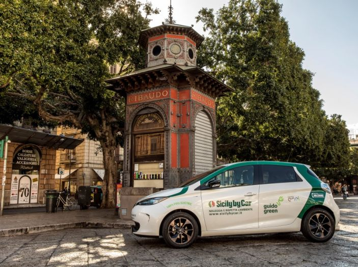 Sicily by Car: Eco Tour di Sicilia con Renault ed Enel - Foto 1 di 20