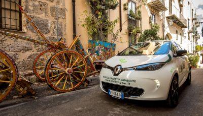 Sicily by Car: Eco Tour di Sicilia con Renault ed Enel