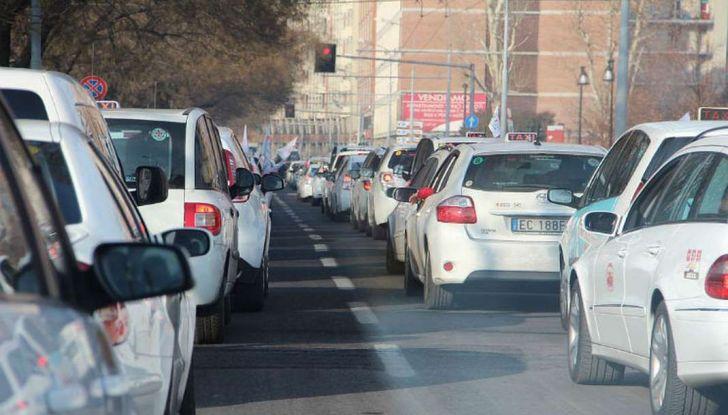 Taxi condiviso, a Milano e Roma si può grazie a un'app - Foto 4 di 8
