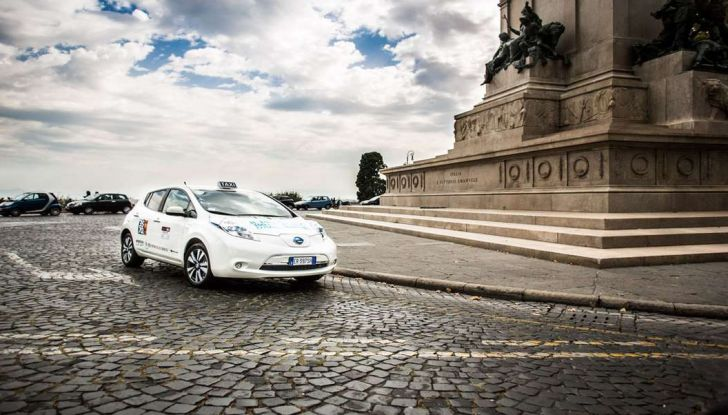 Taxi condiviso, a Milano e Roma si può grazie a un'app - Foto 5 di 8