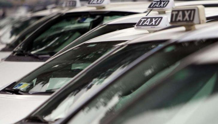 Taxi condiviso, a Milano e Roma si può grazie a un'app - Foto 6 di 8