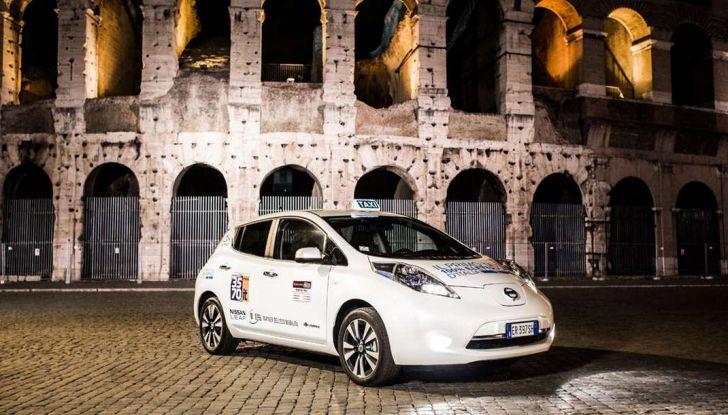 Taxi condiviso, a Milano e Roma si può grazie a un'app - Foto 7 di 8