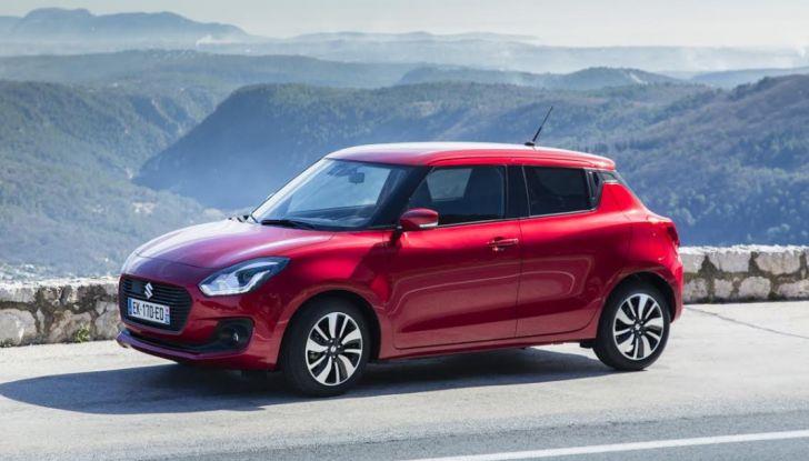 Nuova Suzuki Swift 2017, arriva l'ibrido: la nostra prova su strada - Foto 9 di 22