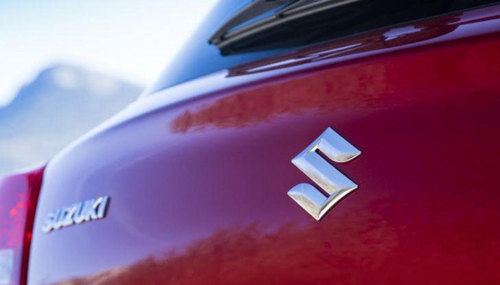 Nuova Suzuki Swift 2017, arriva l'ibrido: la nostra prova su strada - Foto 13 di 22