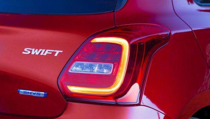 Nuova Suzuki Swift 2017, arriva l'ibrido: la nostra prova su strada - Foto 14 di 22