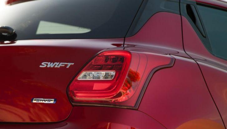 Nuova Suzuki Swift 2017, arriva l'ibrido: la nostra prova su strada - Foto 15 di 22