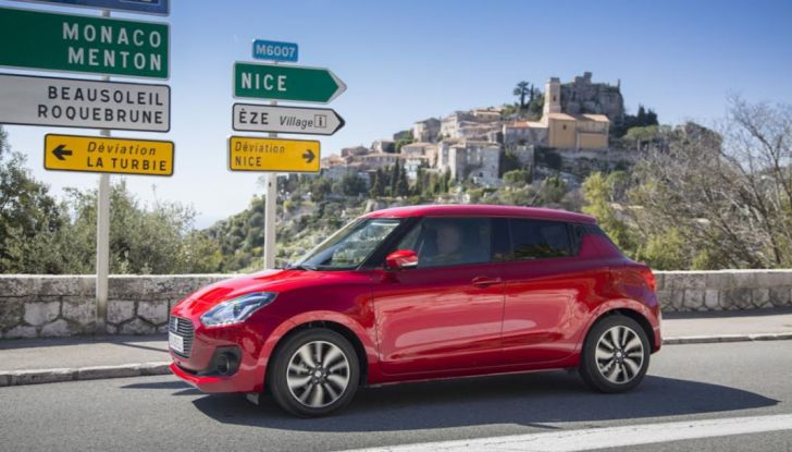 Nuova Suzuki Swift 2017, arriva l'ibrido: la nostra prova su strada - Foto 21 di 22