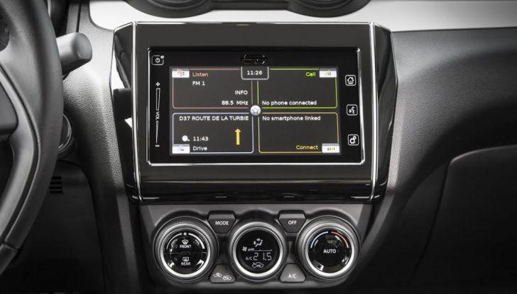 Nuova Suzuki Swift 2017, arriva l'ibrido: la nostra prova su strada - Foto 8 di 22