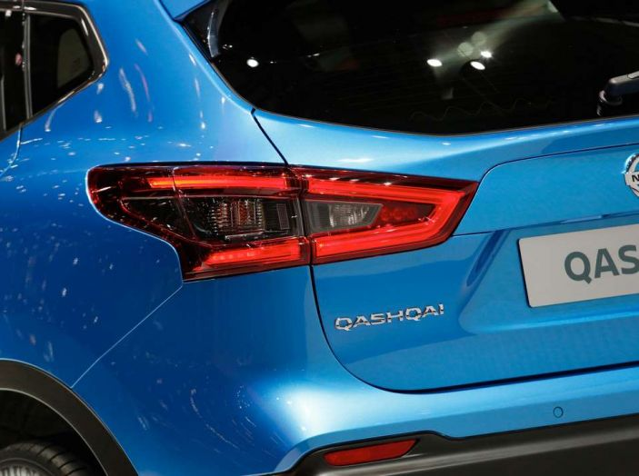 Nuova Nissan Qashqai 2017: lo stile che evolve - Foto 9 di 16