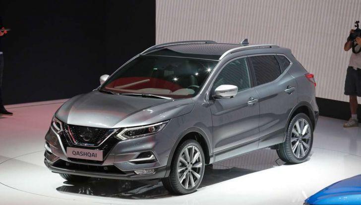 Nuova Nissan Qashqai 2017: lo stile che evolve - Foto 10 di 16