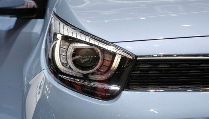 Nuova Kia Picanto, dettagli e caratteristiche tecniche della terza generazione - Foto 2 di 24